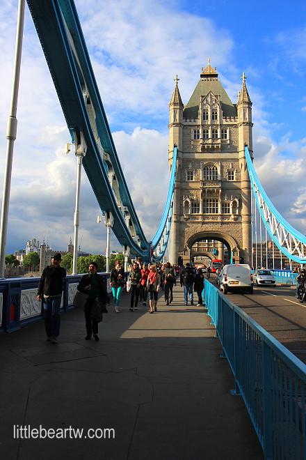 倫敦塔橋Tower Bridge-13