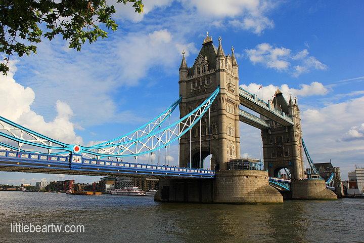 倫敦塔橋Tower Bridge-04