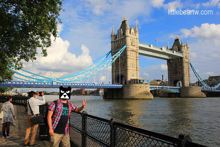 倫敦塔橋Tower Bridge-03