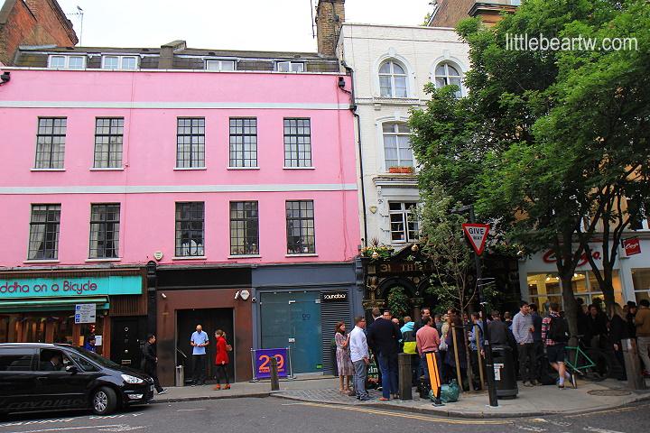 英式下午茶The Delaunay&柯芬園Covent Garden-23