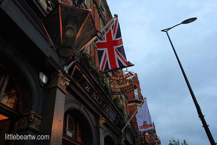 倫敦Earl's Court住宿Mayflower Hotel-20