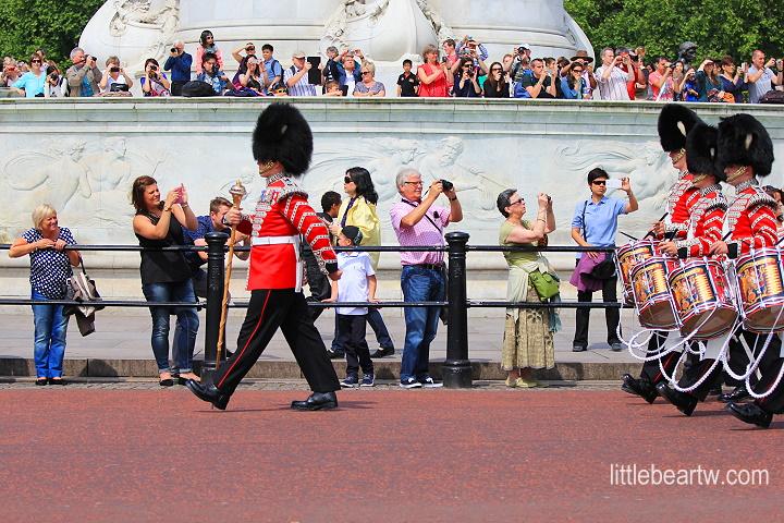 白金漢宮Buckingham Palace-26
