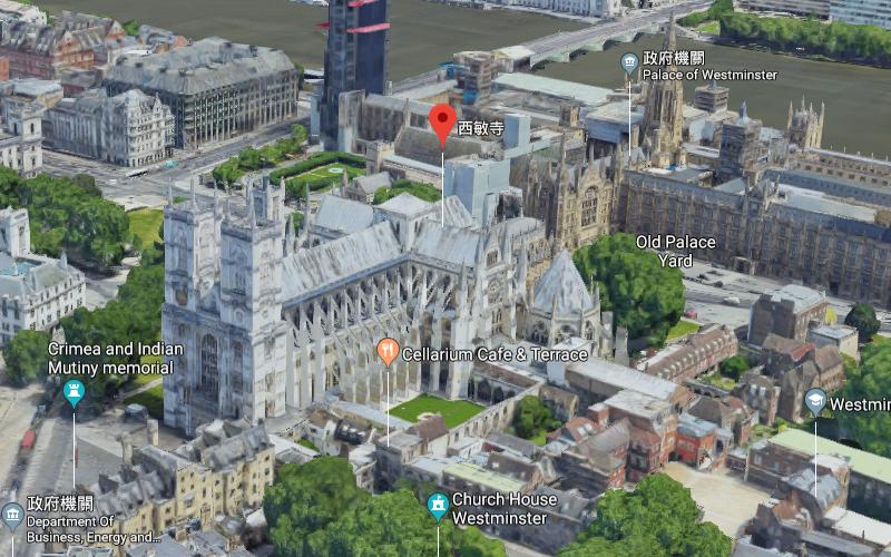 西敏寺Westminster Abbey-01