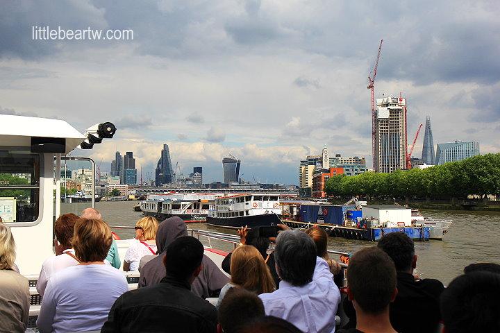 泰晤士河遊船Thames Citycruise-12