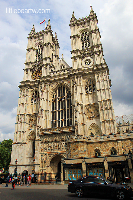 西敏寺Westminster Abbey-03