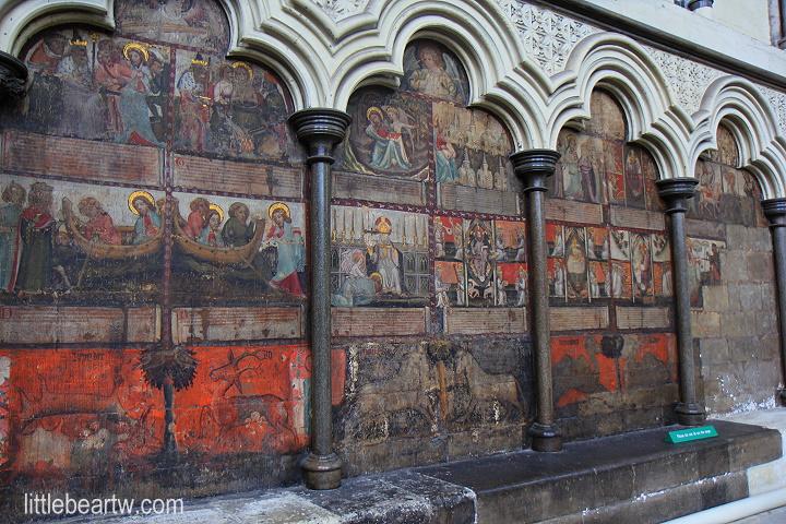 西敏寺Westminster Abbey-16