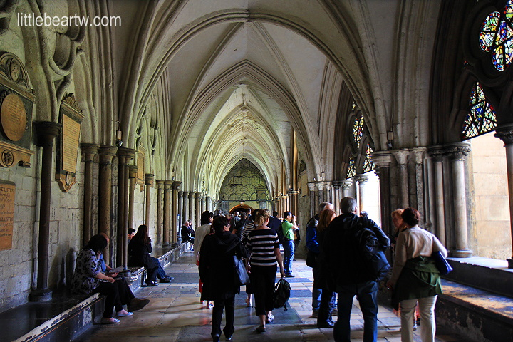 西敏寺Westminster Abbey-13