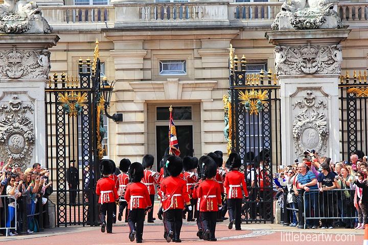白金漢宮Buckingham Palace-31