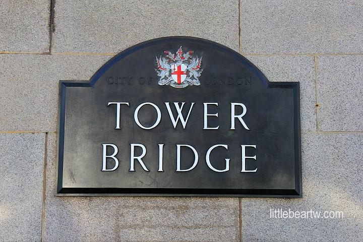 倫敦塔橋Tower Bridge-12