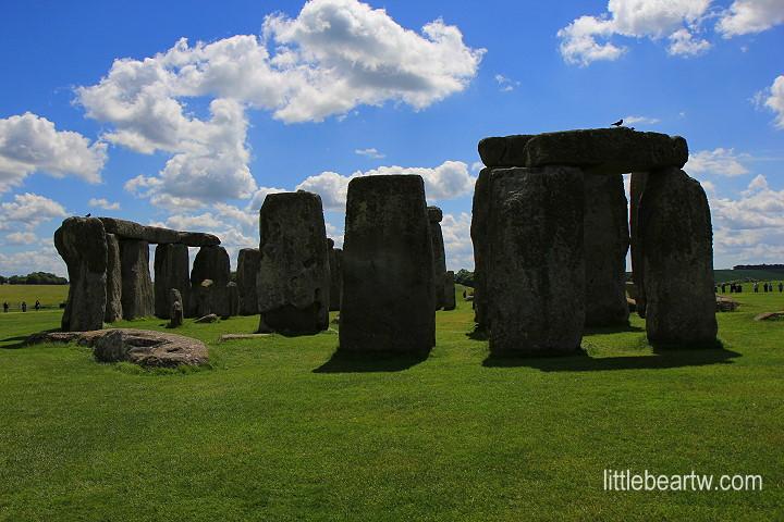 巨石陣Stonehenge-40