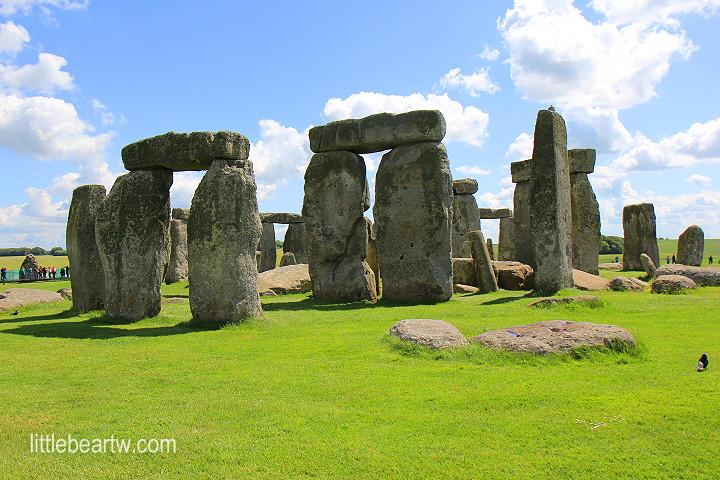 巨石陣Stonehenge-36