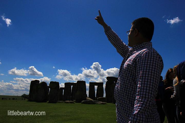 巨石陣Stonehenge-41