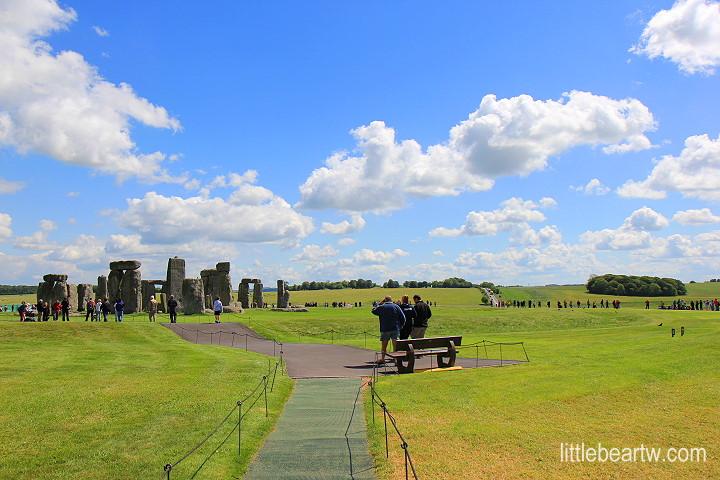 巨石陣Stonehenge-35