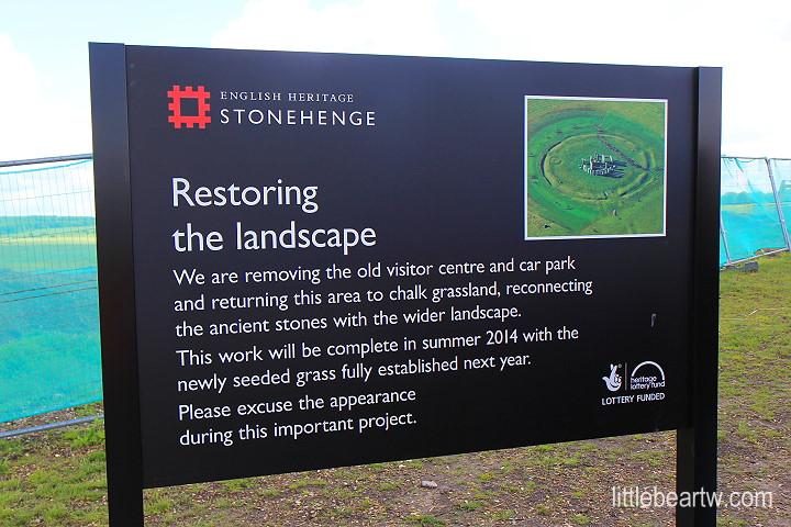 巨石陣Stonehenge-17